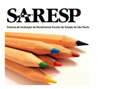 Alunos do ensino fundamental participam do SARESP