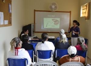 Atividades para a Prevenção do Câncer Bucal são desenvolvidas nas unidades de saúde do município