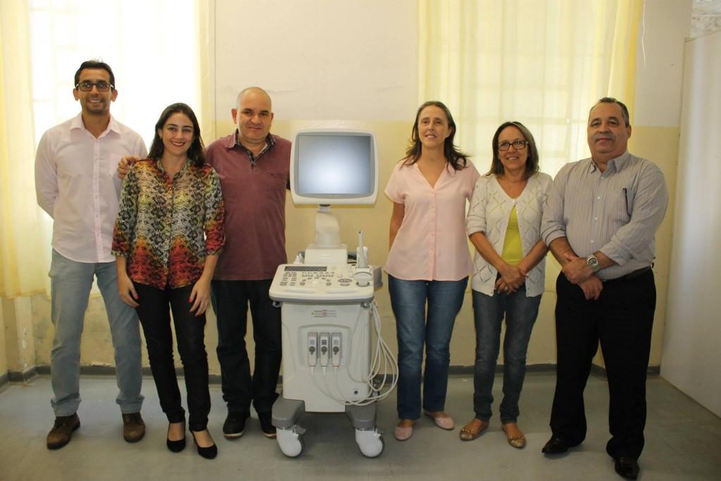 Prefeitura adquire aparelho de ultrassonografia