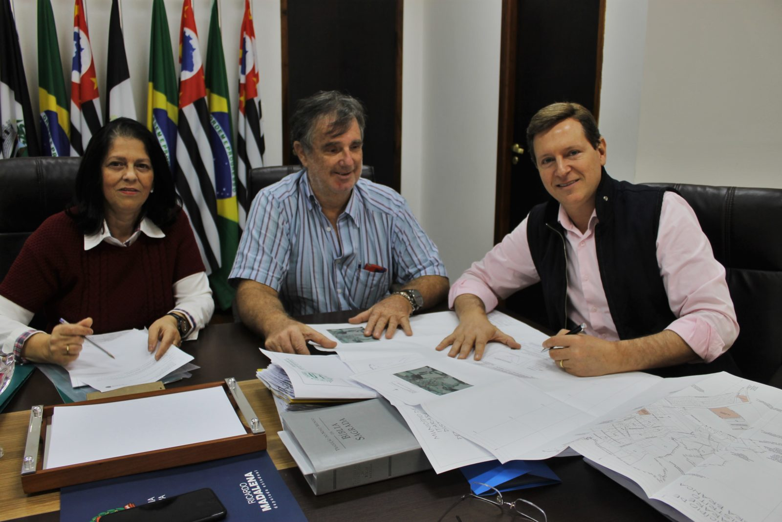 Inédito: Prefeitura de Itararé (SP) realiza trabalho de regulamentação de terrenos no Distrito de Pedra Branca