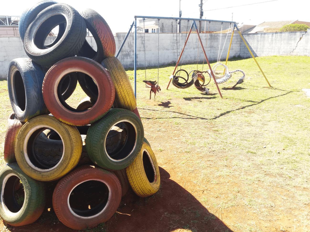 Em Itararé (SP), EMEI Dulce de Paula Carneiro é escolhida como 'Instalação Modelo' do Programa Município Verde Azul