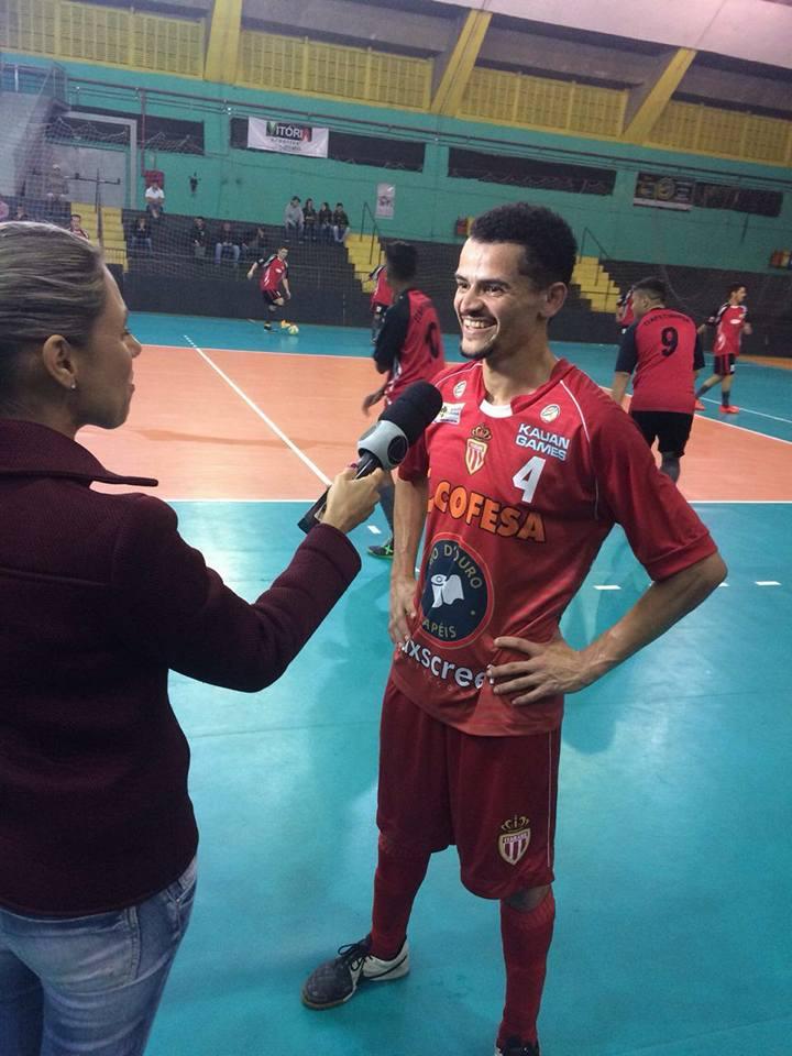 Pela primeira vez, Itararé (SP) vai à final da Copa Record de Futsal