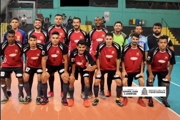 Itararé (SP) irá disputar final da Copa Record de Futsal fora de casa