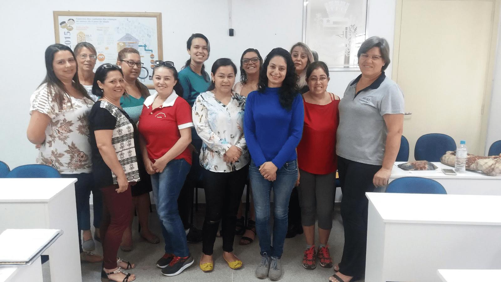 Prefeitura de Itararé (SP) promove curso 'Letramento e Produção de Textos' para professores da Rede Municipal de Ensino