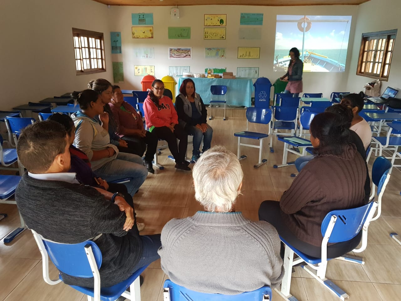 Prefeitura de Itararé (SP) promove capacitação com membros da cooperativa Nova Esperança