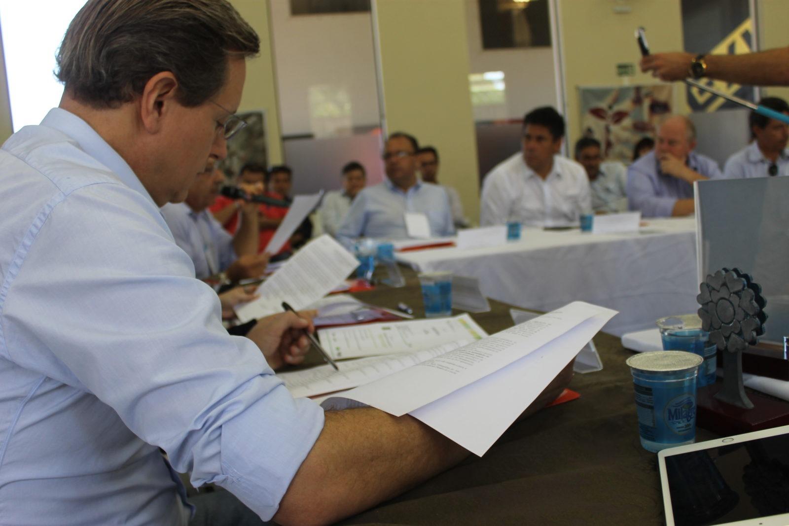 Prefeitura de Itararé (SP) participa de mais uma reunião do CBH-Alpa