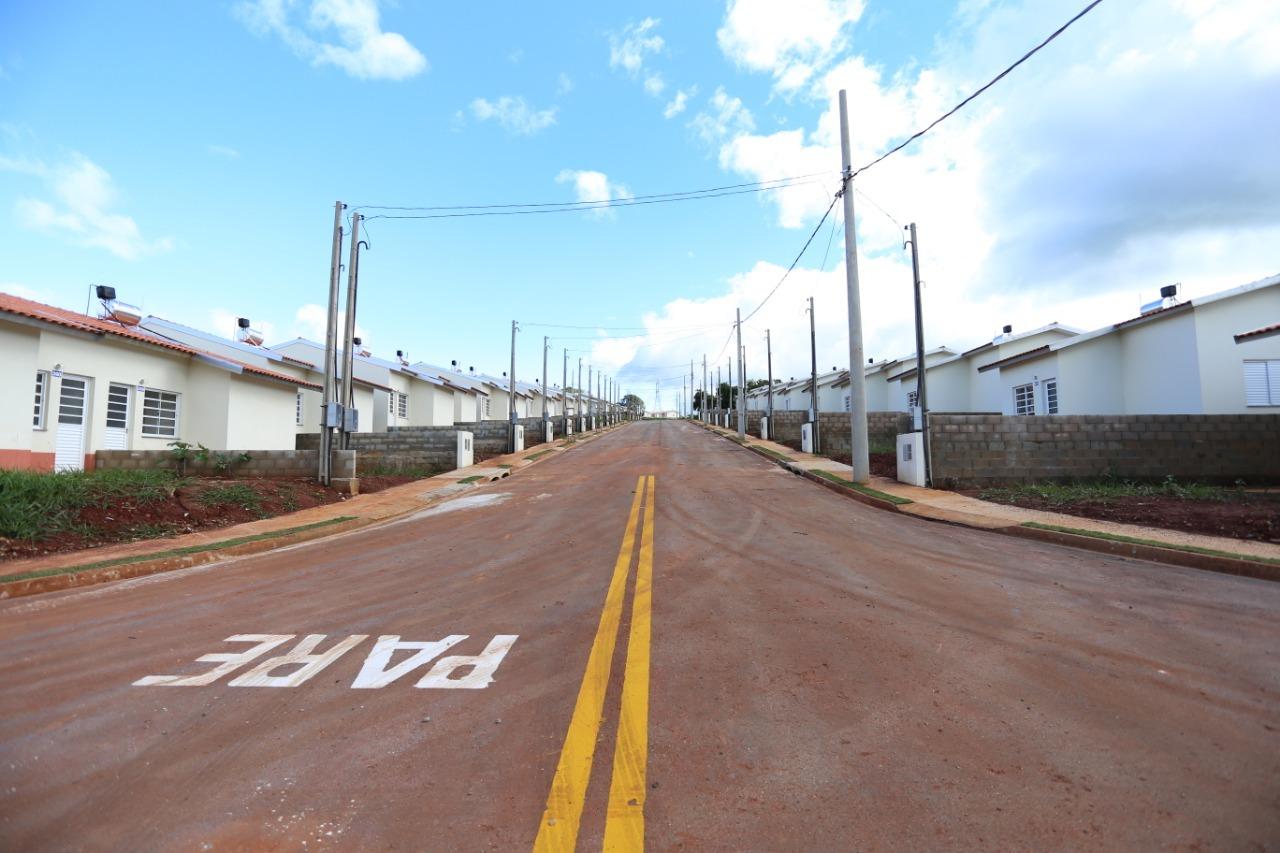 Em Itararé (SP), contemplados assinam contrato da CDHU nesta quarta-feira (12)