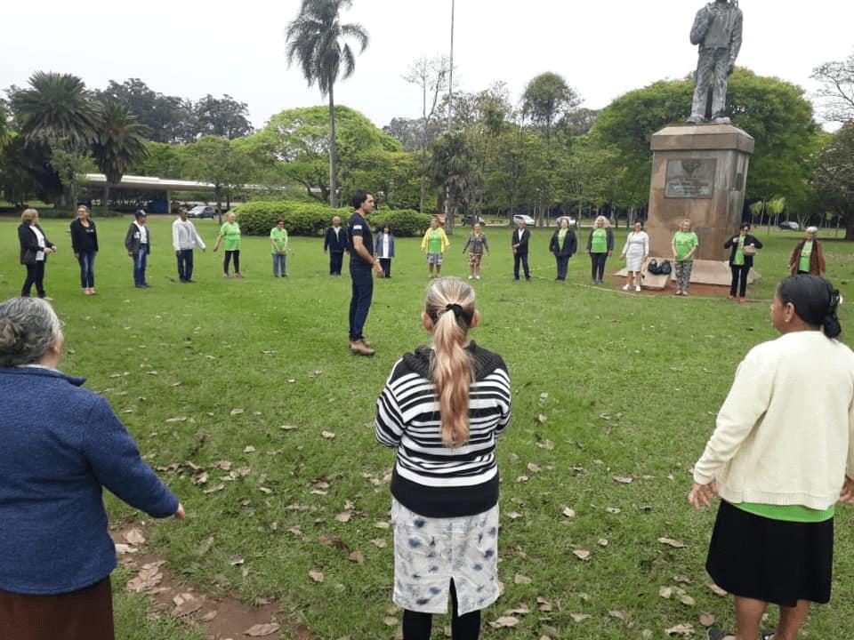 Prefeitura de Itararé (SP) promove viagem cultural para os idosos participantes do Cras