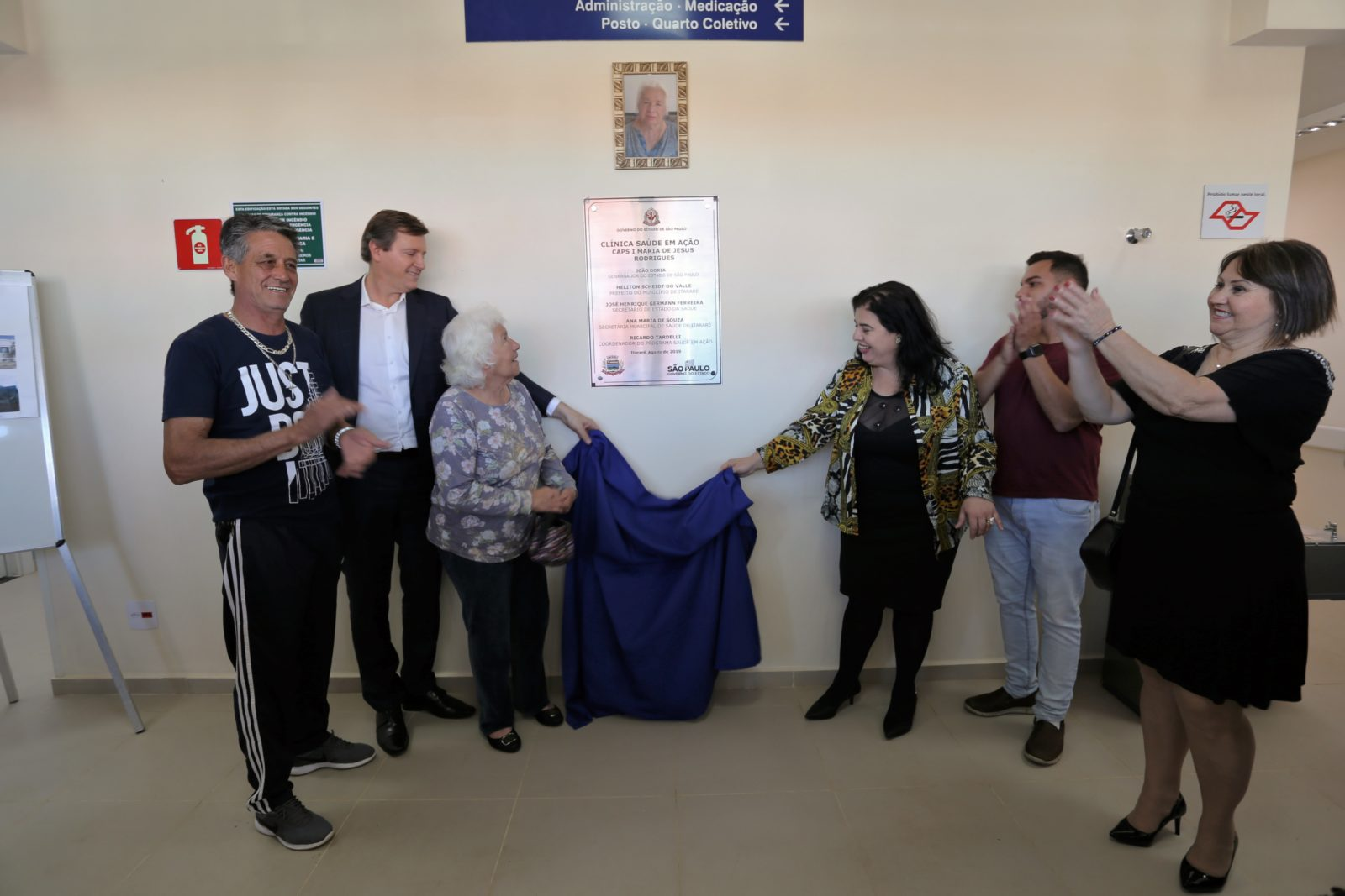 Prefeitura de Itararé (SP) inaugura nova sede do CAPS I