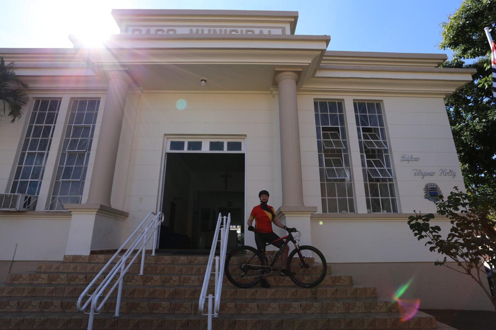 Em Itararé (SP), ciclismo tem conquistado o coração dos servidores municipais