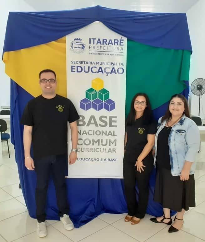 Prefeitura de Itararé (SP) promove 4º encontro do curso 'Educação é a base'