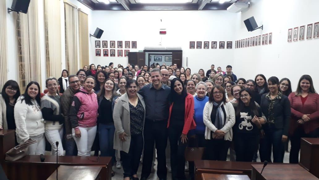 Itararé (SP) dá início às atividades do Outubro Rosa