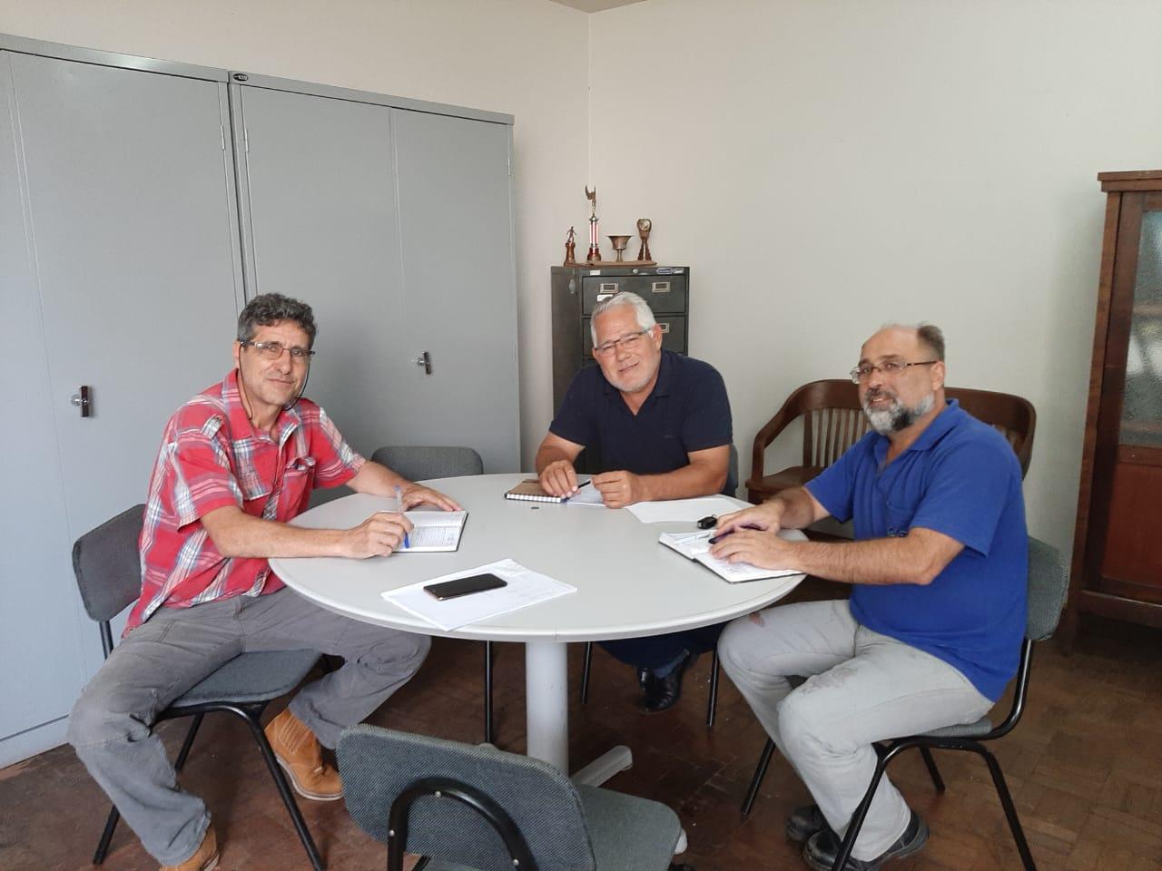 Prefeitura de Itararé (SP) participa de reunião com a Coordenadoria de Desenvolvimento Rural Sustentável (CDRS)