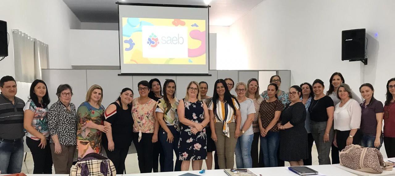 Itararé (SP) realiza orientação técnica sobre o Saeb 2019