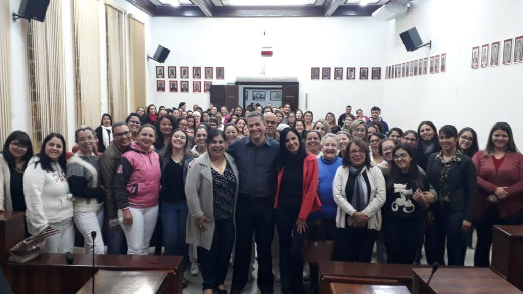Prefeitura de Itararé (SP) encerra Outubro Rosa com quase mil mulheres beneficiadas