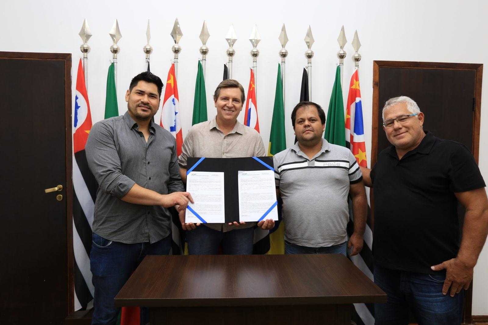 Pelo quarto ano consecutivo, Prefeitura de Itararé (SP) firma parceria com o curso de Medicina Veterinária da Fait