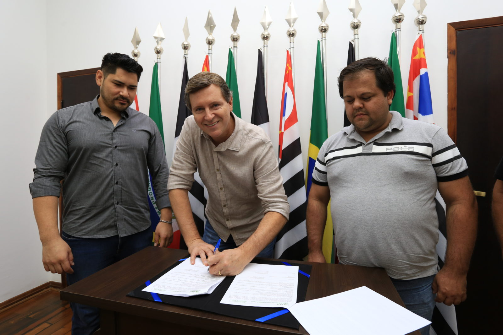 Prefeitura de Itararé (SP) firma parceria com FAIT