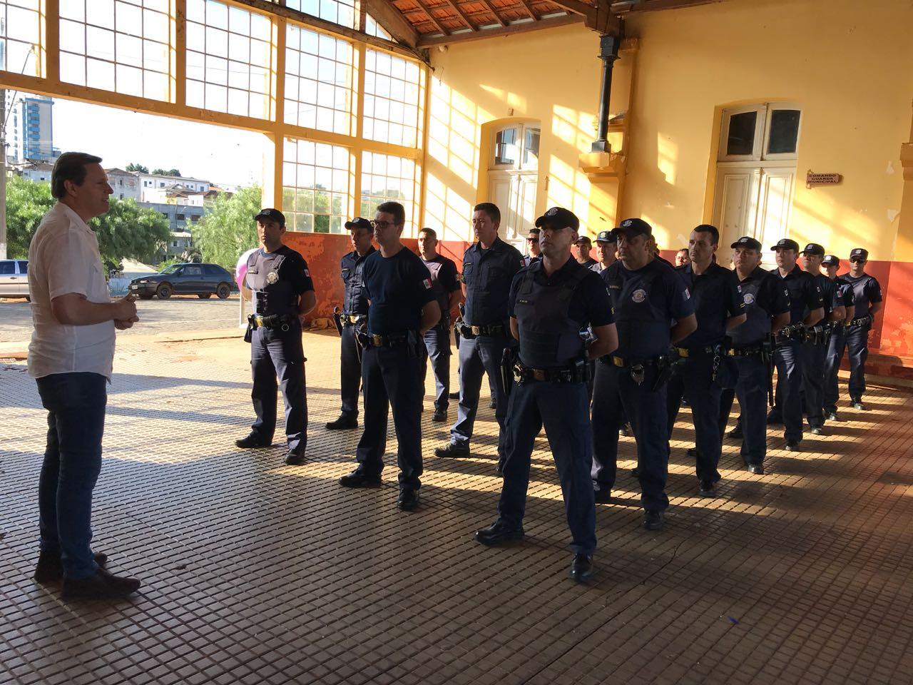 Prefeitura de Itararé (SP) implanta primeiro sistema digital de rádio da região na GCM