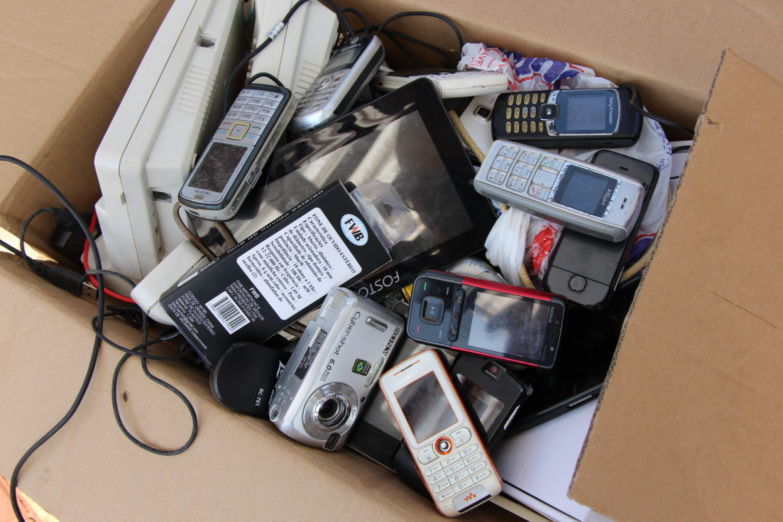 Prefeitura de Itararé (SP) inicia campanha para recolher lixo eletrônico