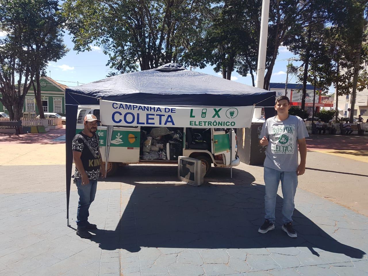 Prefeitura de Itararé (SP) recolhe mais de cinco toneladas de lixo eletrônico