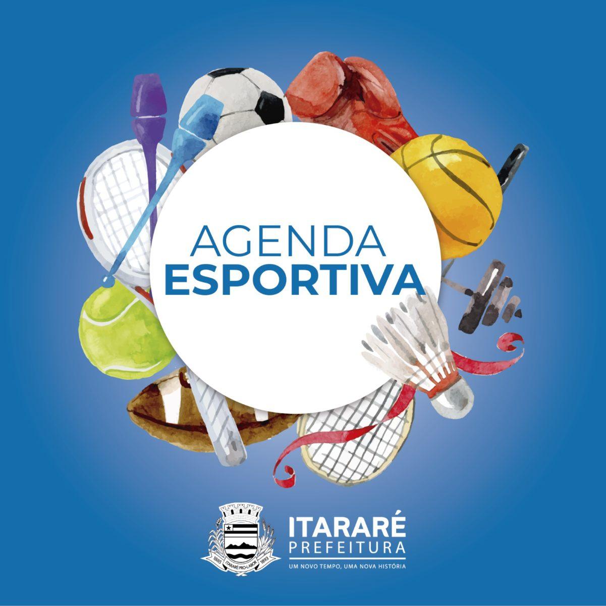 Agenda Esportiva: Itararé (SP) enfrenta Ribeirão Branco (SP) pela semifinal do Campeonato sub-23 de Futsal