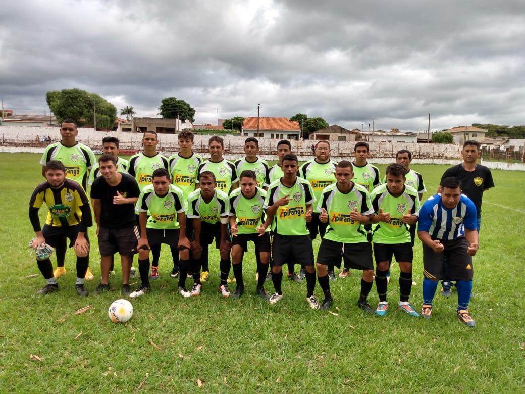 Novo Horizonte A vence Unidos da Paulicéia pelo Campeonato Municipal de Futebol Amador de Itararé (SP)
