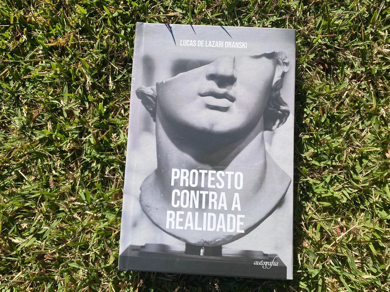 Prefeitura de Itararé (SP) promove live de lançamento do livro Protesto contra a realidade