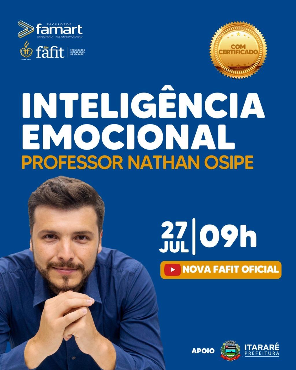 Educação de Itararé (SP) realiza capacitação sobre inteligência emocional