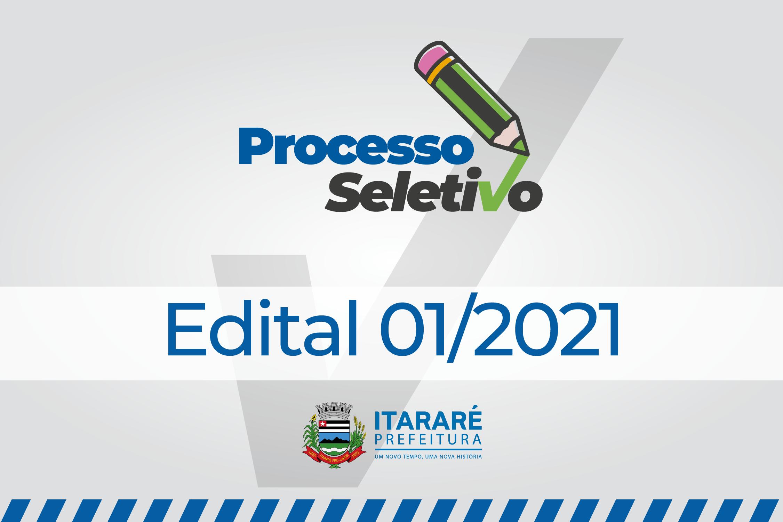 Prefeitura de Itararé (SP) divulga classificação provisória do Processo Seletivo 01/2021